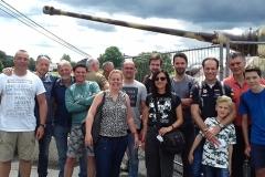 IDDS Explosieven on tour La Gleize