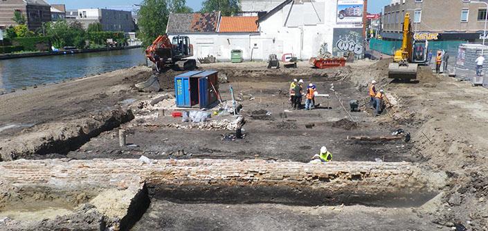 Archeologische opgravingen