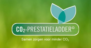 CO2 footprint doelstelling behaald!