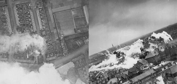 Bombardementen WOII