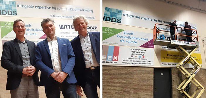 Sponsoring grasshoppers Katwijk