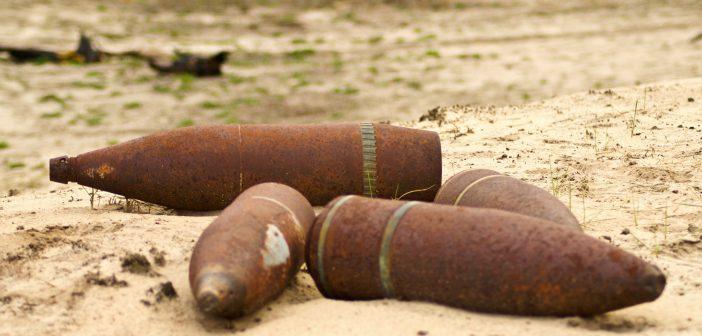 Afbeelding van explosieven