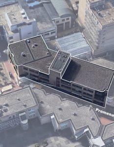 Transformatie Stadhuisplein Zoetermeer
