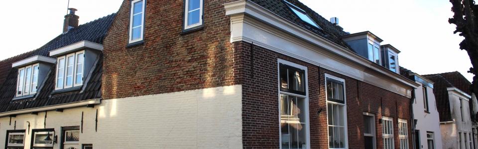 Bouwhistorie Voorstraat 5-5A