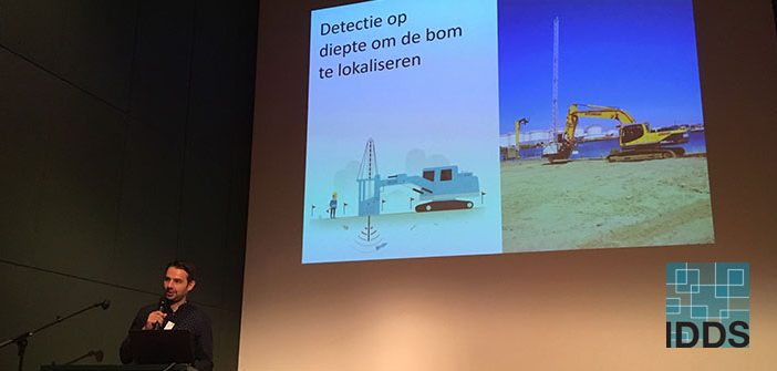Presentatie IDDS Explosieven in Van Abbe museum