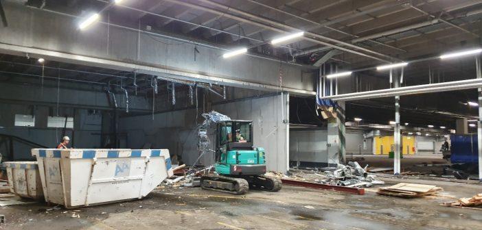 35.000 m2 renovatiesloop en innovatieve asbestsanering Royal Flora Holland Aalsmeer