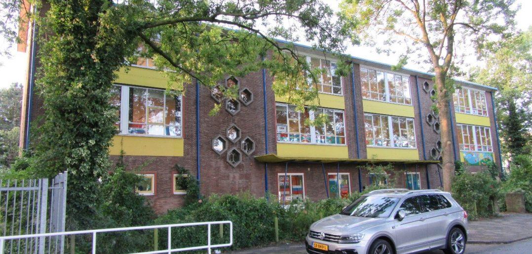 Gebouwen circulaire sloop Leiden