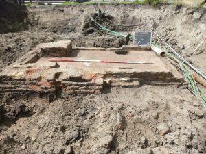 Foto met locatie bijzondere vondst