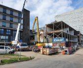 Hogeschool Rotterdam redt 63.000(!) kilo bouwmateriaal van de stort
