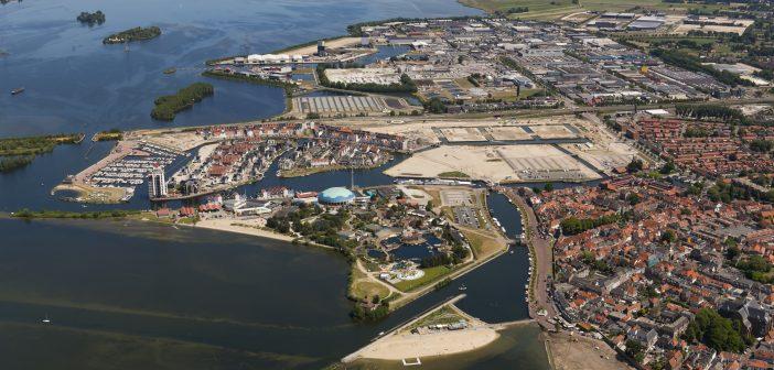 Waterfront: een nieuw gezicht aan Harderwijk!